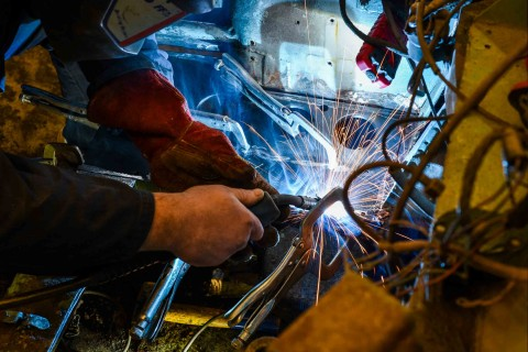 Welding, Fabrication and Bodywork