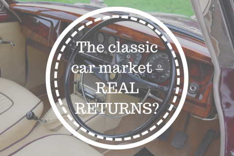 The classic car market – real returns?