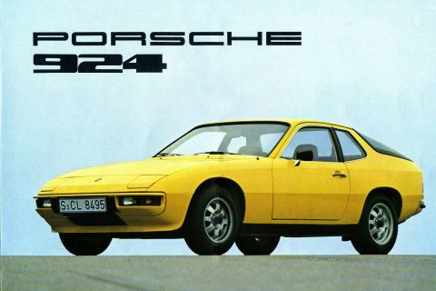 Our guide to the Porsche 924 transaxle range